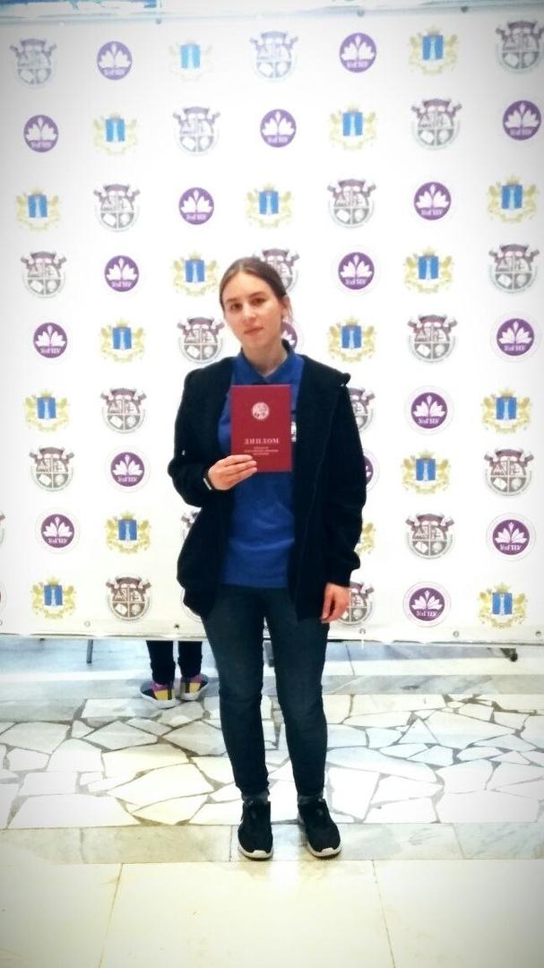 Школьница Лада Антонова из Останкина победила на международной олимпиаде по географии