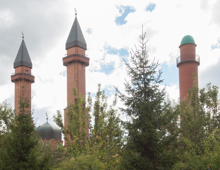 Мечеть «Ярдам» на Хачатуряна станет местом празднования «Курбан-Байрама»