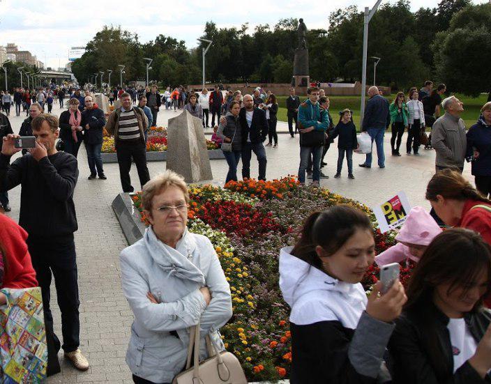 В СВАО усилят меры безопасности в местах массовых гуляний на предстоящих праздниках