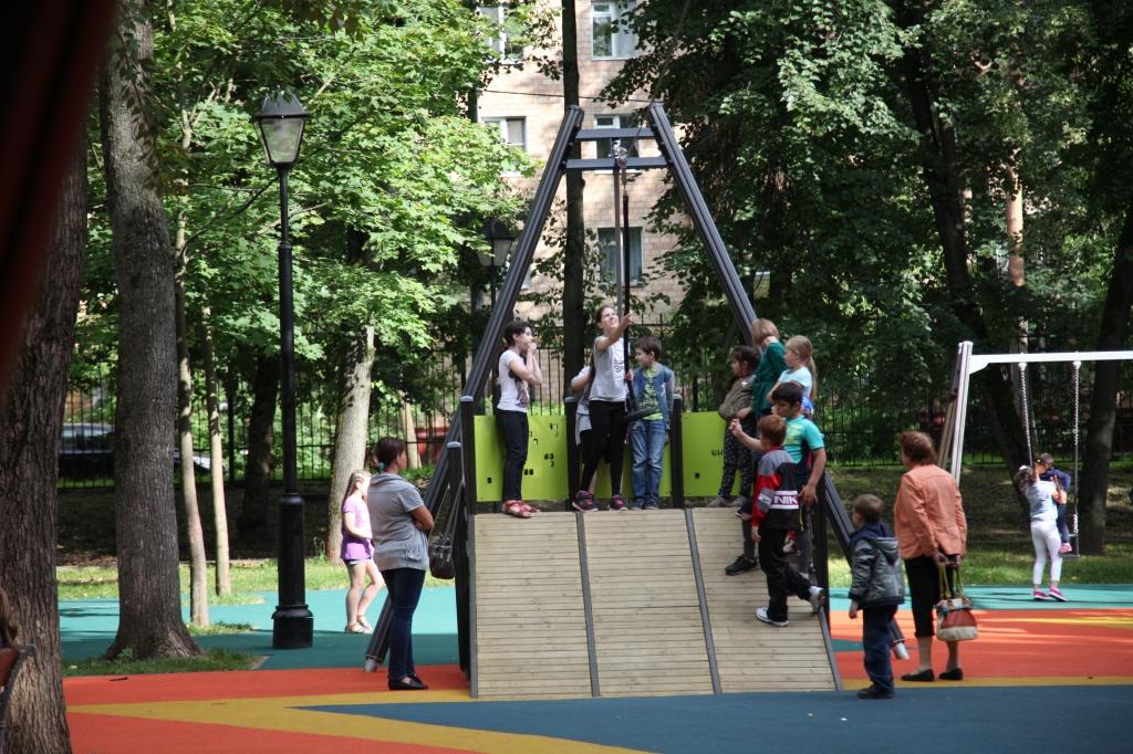 Мастер-классы, музыкальная шоу-программа и квесты пройдут в День знаний в Бабушкинском и Лианозовском парках СВАО