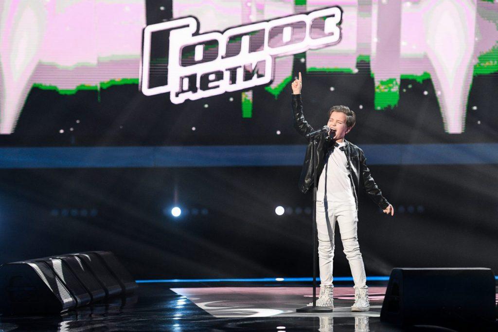 Выступление участника шоу «Голос.Дети» из Останкина произвело впечатление на жюри
