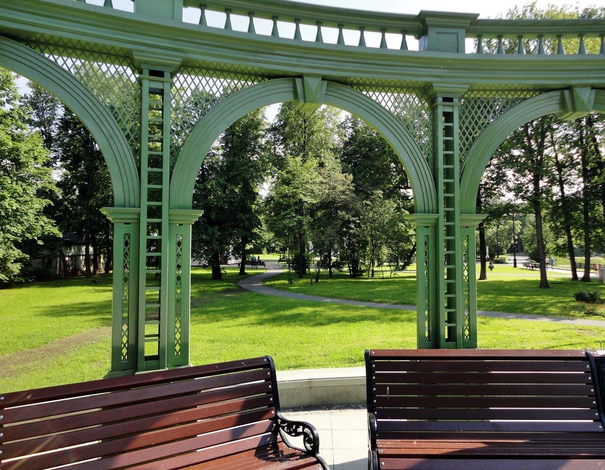 Парк «Останкино» откроют для прогулок 1 июня