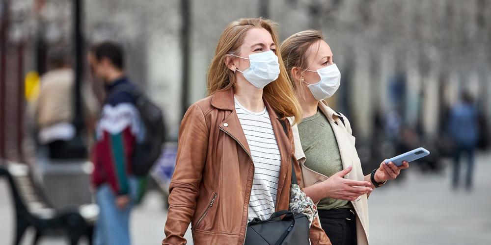 Публичное отрицание опасности коронавируса угрожает жизни и здоровью людей