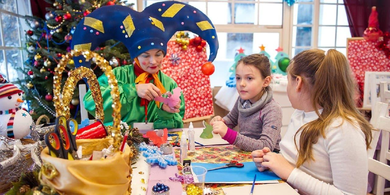 Юные жители Останкина сделают новогоднюю игрушку