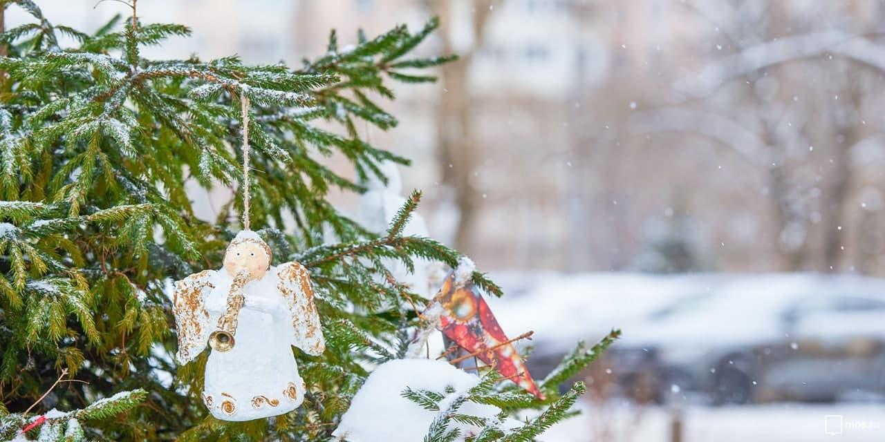 Юные жители Останкина создадут новогоднюю открытку