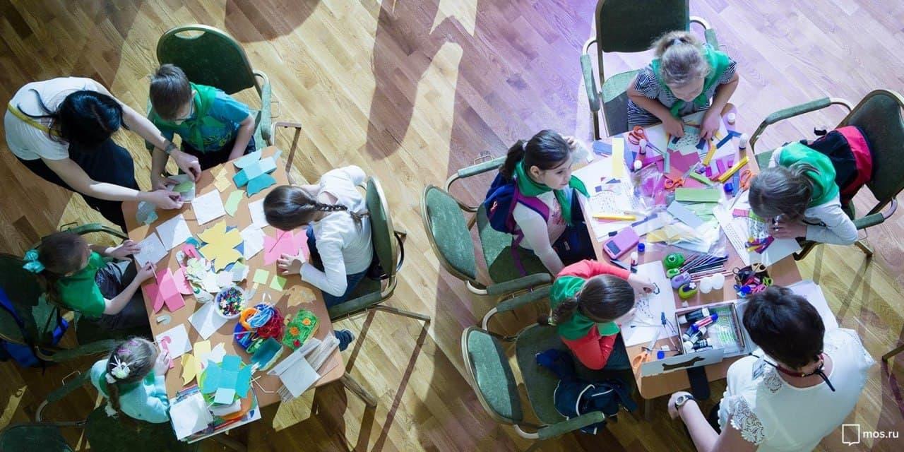 В Останкине состоялся творческий мастер-класс