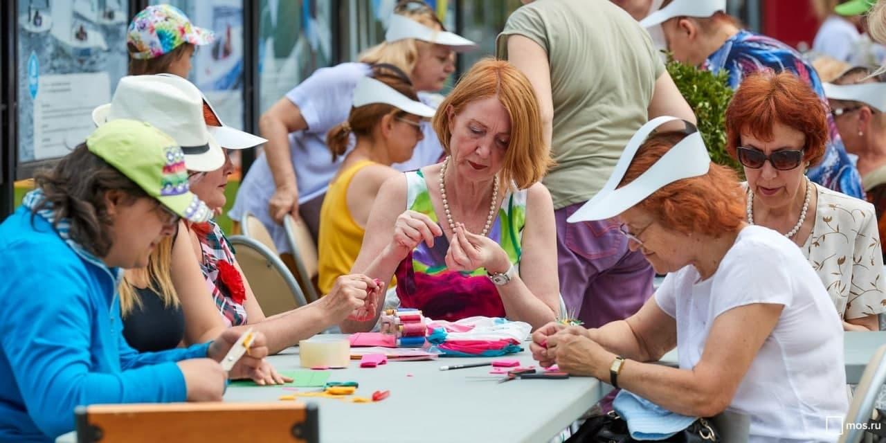 В Останкине состоится мастер-класс по рисованию