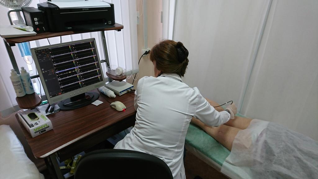 На ВДНХ врачи бесплатно проверят сосуды ног и стопы